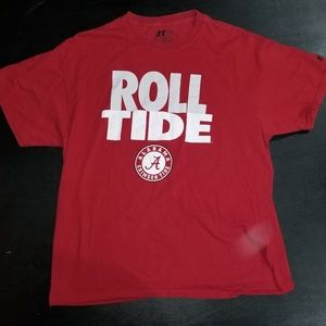 University of Alabama roll tide tee